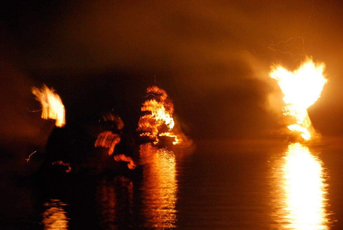 Firings On The Lake 12