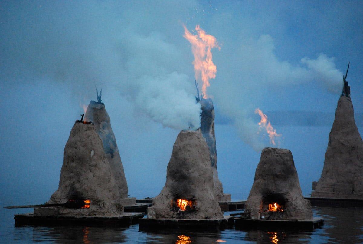 Firings On The Lake 5