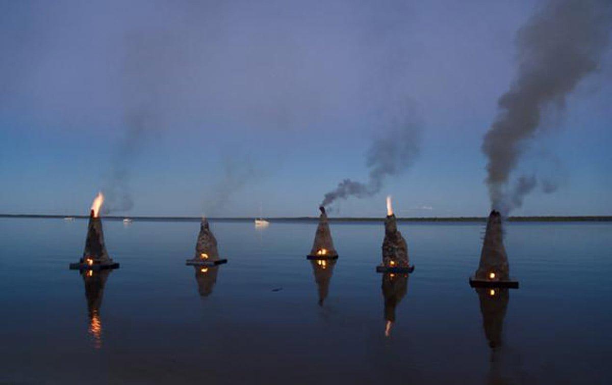 Firings On The Lake 6