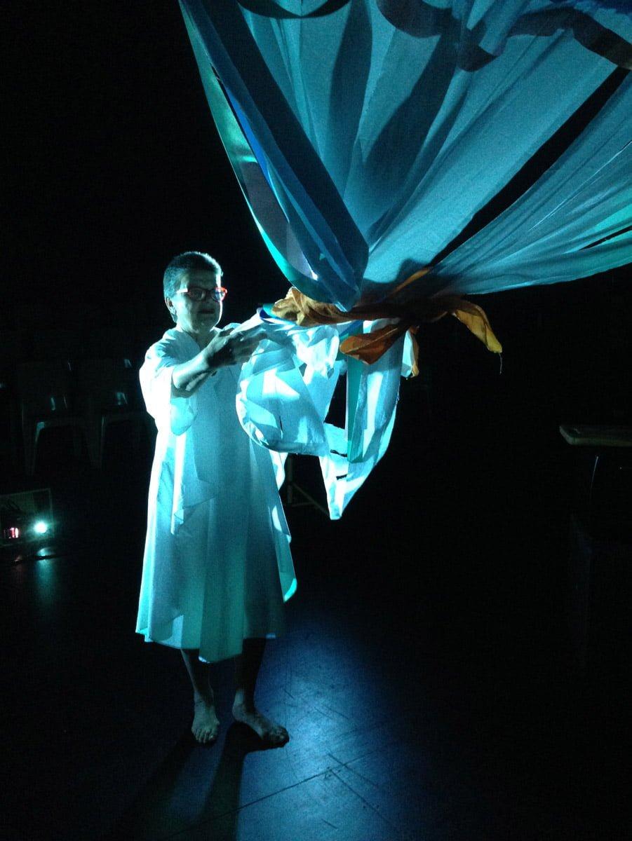 Ludmila's Solo Theatre Show Costume