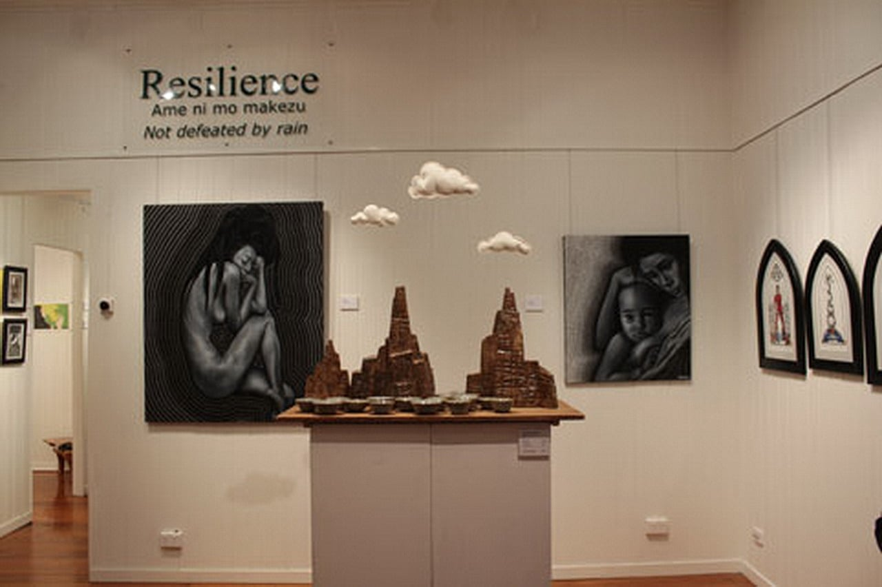 Kari Ceramics Exhibition - Resilience 6