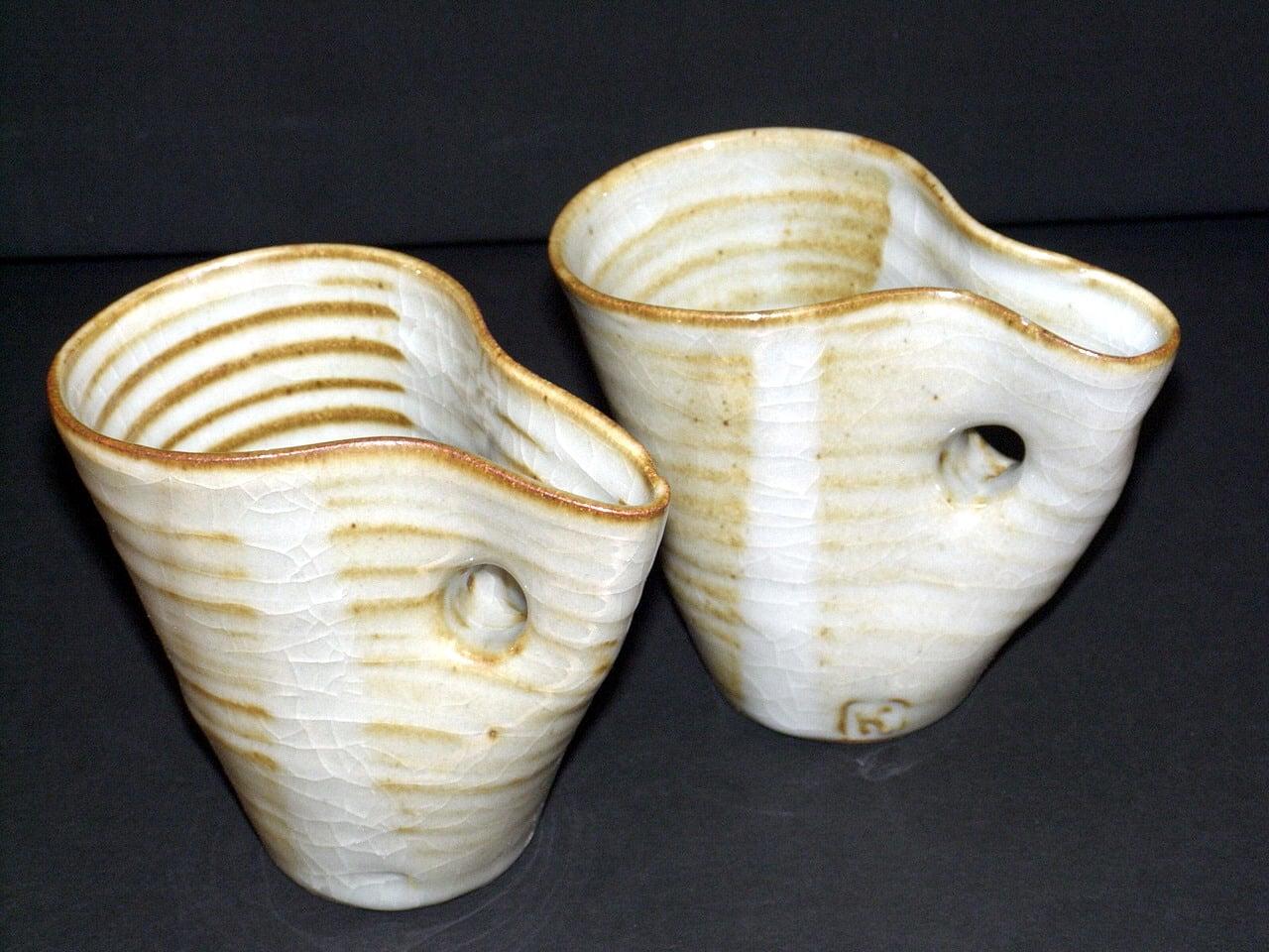 Handmade Ceramics Cups