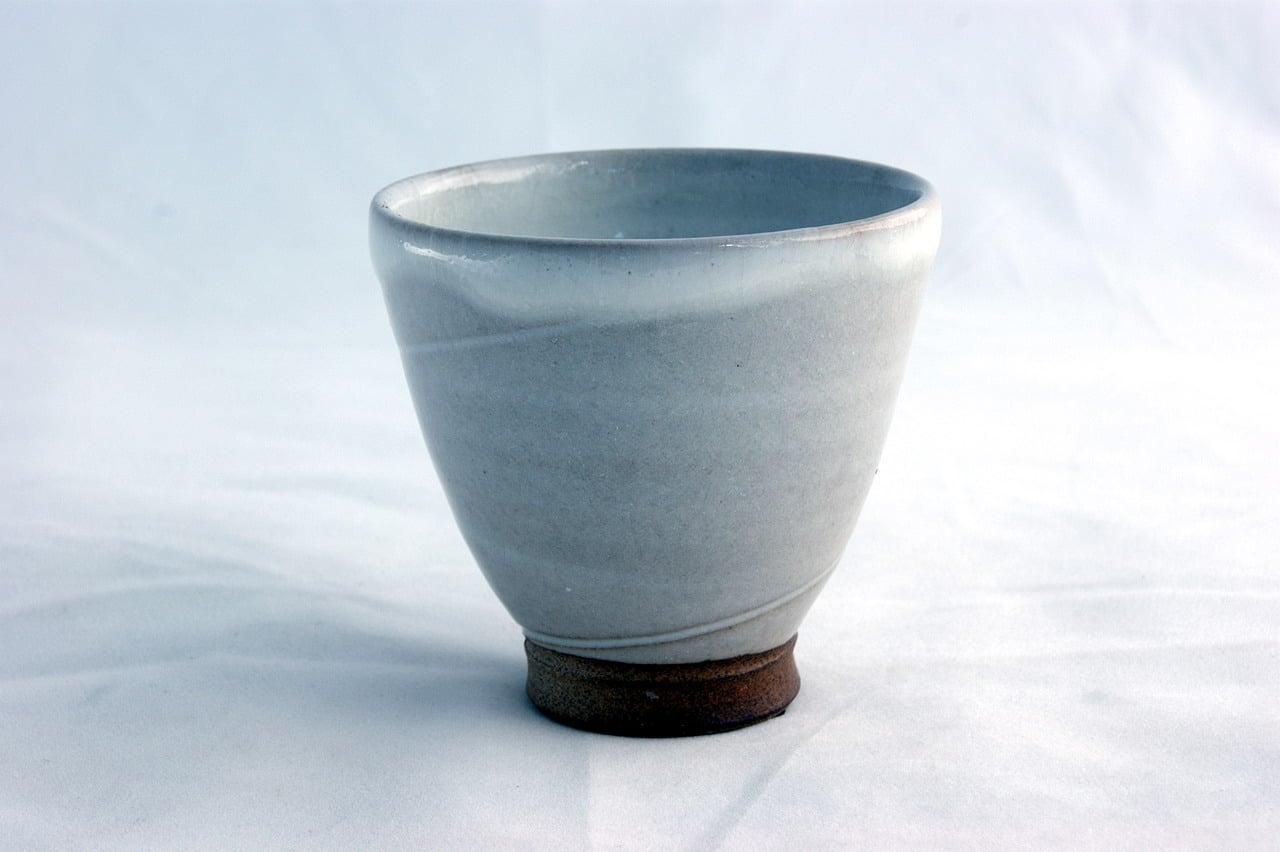 Handmade Woodfired Ceramics Cup