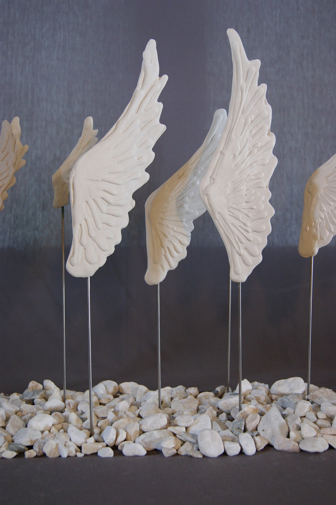 Kari Ceramics Sculpture Wings 4